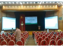 Cho thuê máy chiếu tại Tân Long Thành
